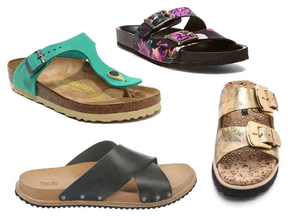 Trend to Try: Birkenstock-Inspired Sandals