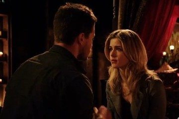 New Extended 'Arrow' Promo Delivers Scorching Olicity Action