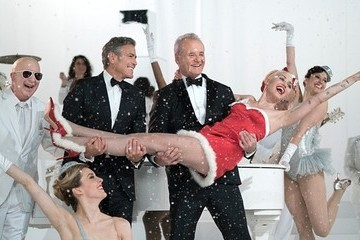 Miley Cyrus, George Clooney, and Amy Poehler Star in Bill Murray's Christmas Special