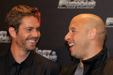 Paul Walker, Vin Diesel's Kids Take 'Family, Forever' Photo Together