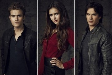 'The Vampire Diaries' Season 4 First Photos
