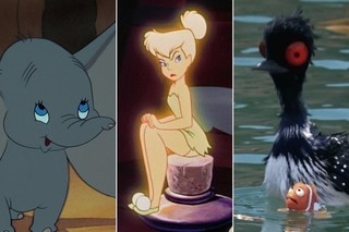 Can You Match the Speechless Disney Character to the Movie?