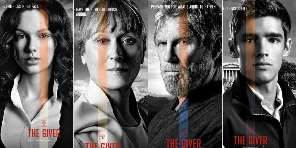 Check Out 8 New Character Posters for u0026#39;The Giveru0026#39; - Screen ...