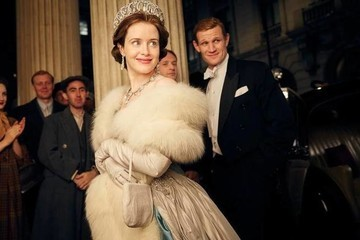 Oh, Hell No... Netflix Paid Claire Foy, Queen Elizabeth On 'The Crown,' Less Than Her Co-Star, Matt Smith