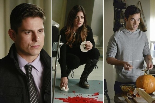 'Pretty Little Liars' Mid-Season Finale Recap: Taking This One To The GrAve