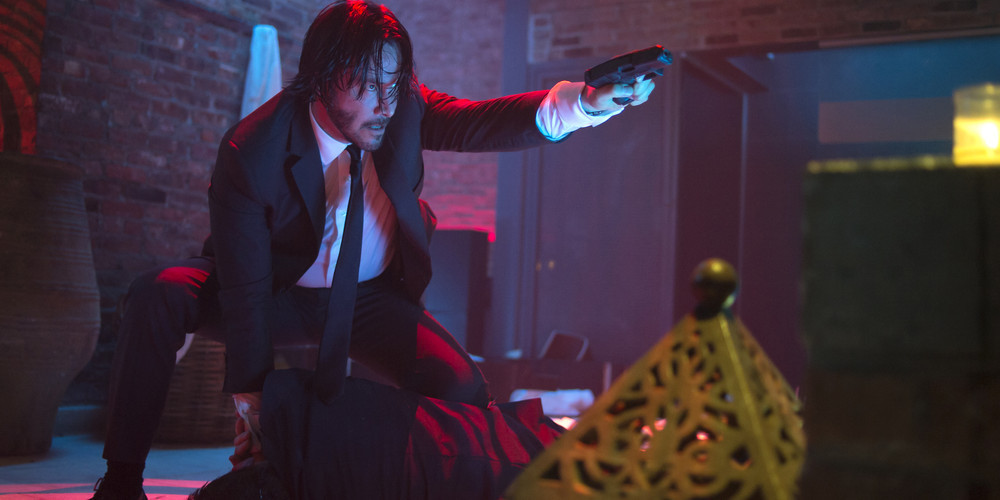 The Best Real Action Movie of 2014 is Called 'John Wick' - Zimbio