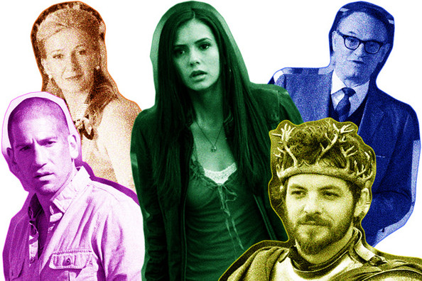 TV Characters We Lost in 2012