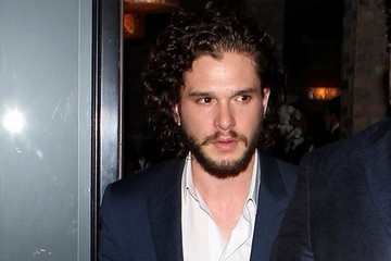 All Hope Is Not Lost: 'Game of Thones'' Kit Harington Is Seen On-Set