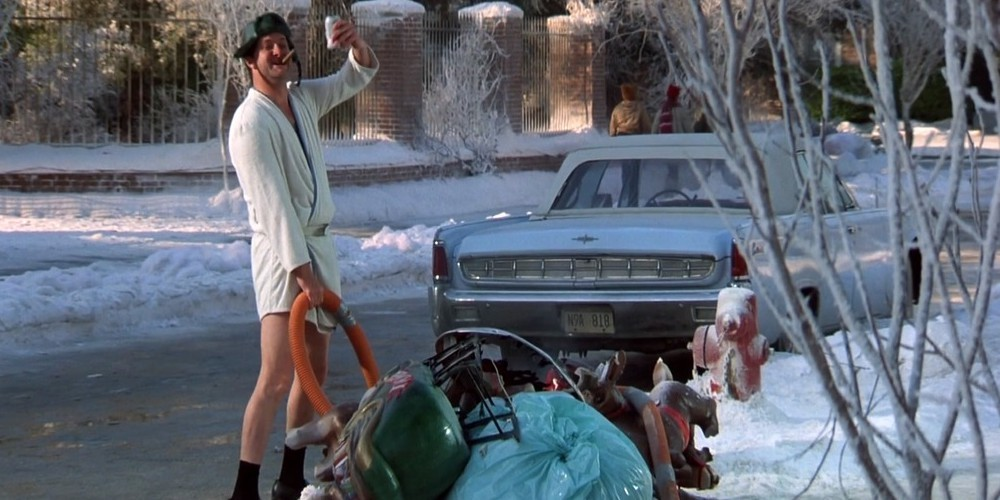25 things you never knew about christmas vacation - National Lampoons Christmas Vacation Decorations