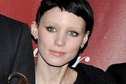 Look for Rooney to bare Rooney Mara Ear Piercings