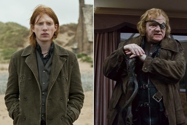Bill Weasley and Mad-E...