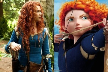 'Brave's' Merida Has Arrived to 'Once Upon a Time'