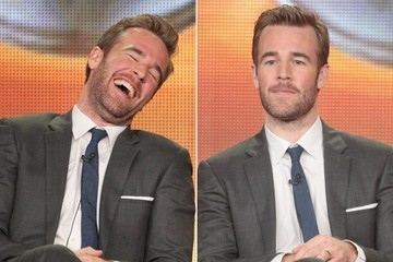 Poll: Do You Prefer James Van Der Beek to Be Funny or Dramatic?