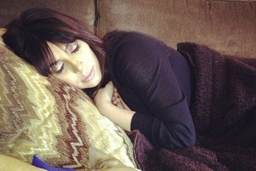 Snapshots of Celebrities Sleeping