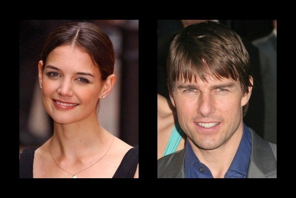 dating history of katie holmes