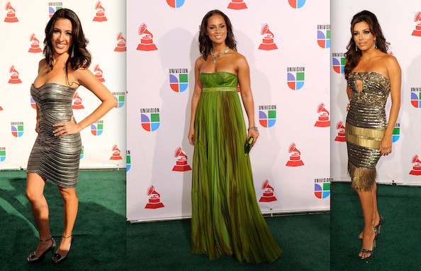 Best and Worst Dressed at the 2009 Latin Grammy Awards