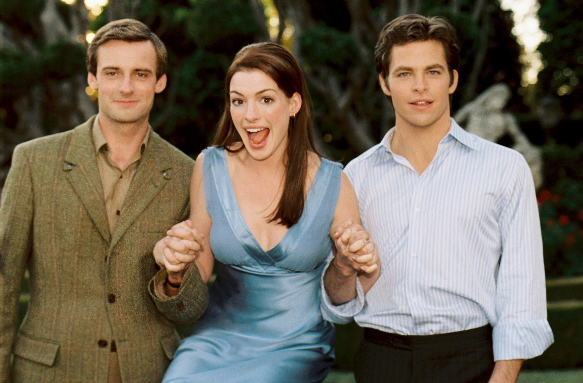 Where Are They Now: The Hunks from \'The Princess Diaries\' Series ...
