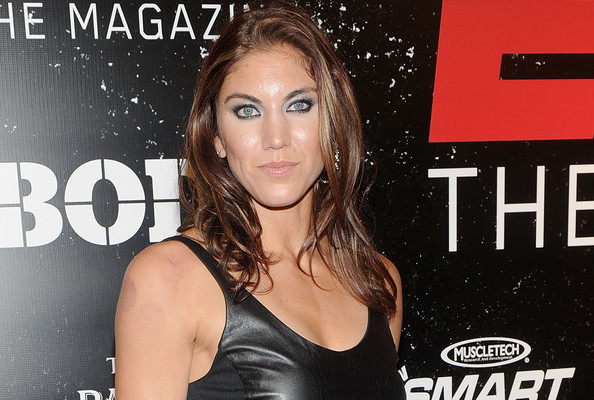 hope solo leaked photos № 182383