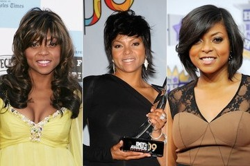 Girl vs. Hair - Taraji P. Henson Battles the Bob