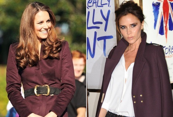 Victoria Beckham Wants to Design Kate Middleton's Maternity Wear, Too