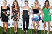 Best & Worst Dressed - Maxim Hot 100 Party 2013