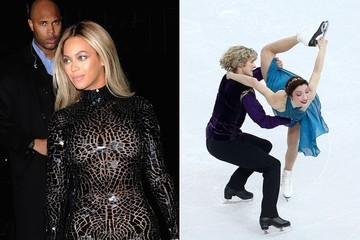 That 'Drunk in Love' Ice Dancing Routine Wasn't Real, But These Pop Performances Are