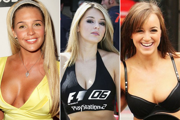 British Glamour Models