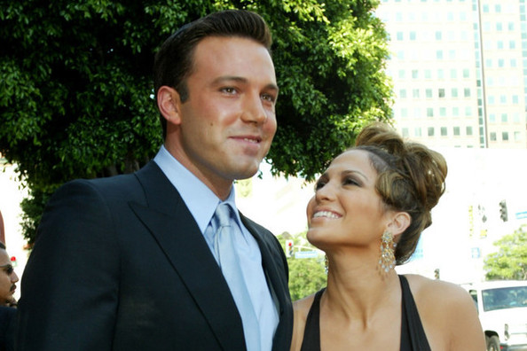 Jennifer Lopez And Ben Affleck Wedding
