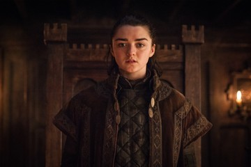 Well, Arya Wins the Season Premiere of 'Game of Thrones'