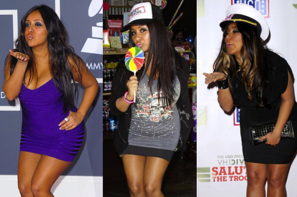 I Did It All for the Snooki