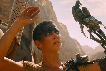 Get a Good Look at Charlize Theron's Metal Arm in the Latest 'Mad Max' Trailer