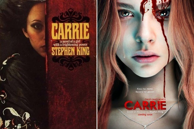carrie by stephen king essay