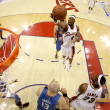Ben+Wallace in Orlando Magic v Cleveland Cavaliers, Game 5 - From zimbio.com