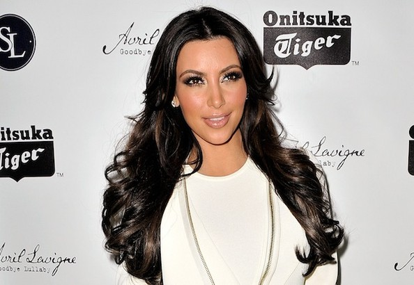 Kim Kardashian Finally Has a Day Off