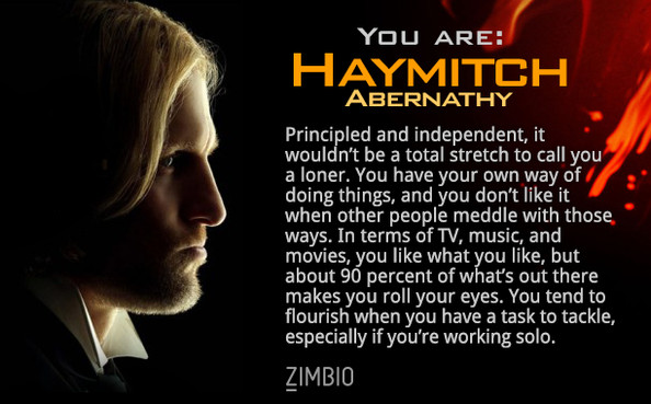 Which character are you ? S5MoRZzU06ol