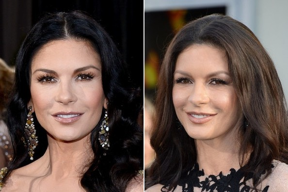 Here's an Interesting Tidbit About Catherine Zeta-Jones' Eyebrows