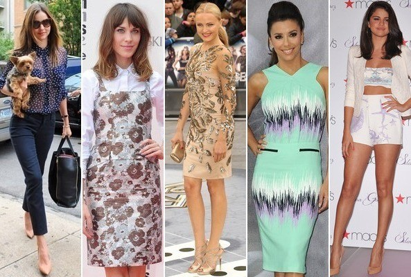 5 Best-Dressed Celebrities of the Week, Vote Here!