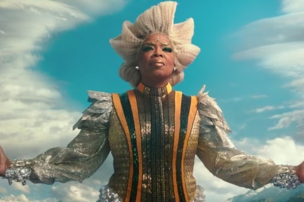 Epic new A Wrinkle in Time trailer showcases New Zealand's Lake Pukaki