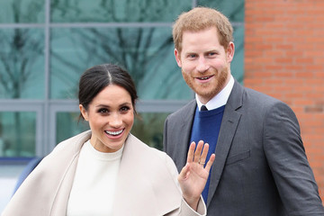 Prince Harry And Meghan Markle's New Royal Titles Have Finally Been Revealed