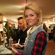 Brooklyn Decker signed a Speck case at Variety Studio that will be auctioned to benefit Children's Hospital Los Angeles.