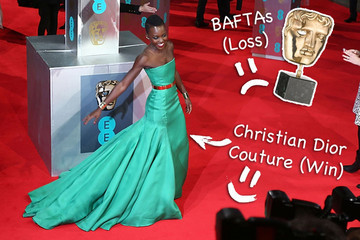 Tracking Lupita Nyong'o's Pre-Oscar Awards Season: The Wins, Losses, and Dresses