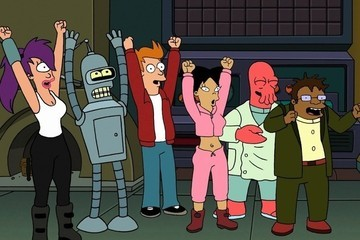 Which 'Futurama' Character Are You?