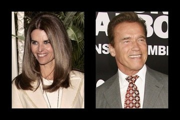 Maria Shriver Dating History