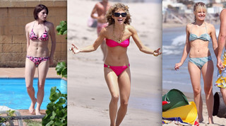 Celebrity Bikini Battle - Teen Soap Starlets