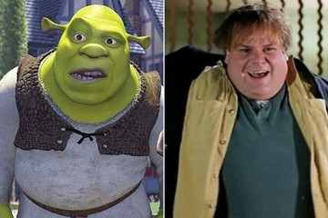 Here's the Leaked Test Footage of Chris Farley as Shrek