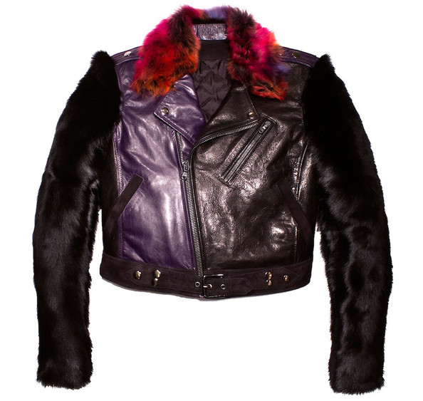 Build a Custom Leather Jacket at BLK DNM