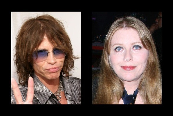 steven tyler dated bebe buell - steven tyler girlfriend - zimbio