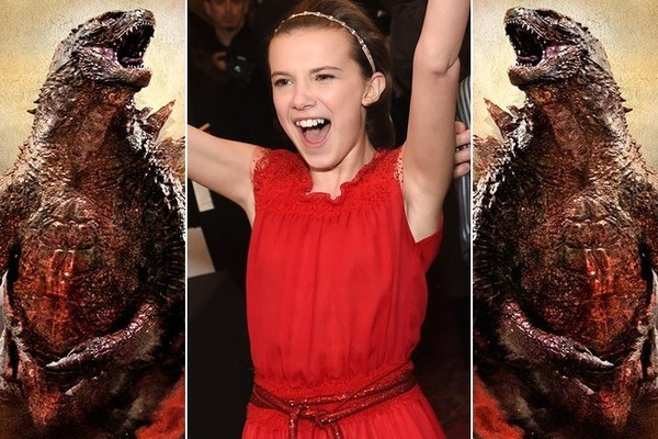 Millie Bobby Brown Goes from 'Stranger Things' to 'Godzilla'