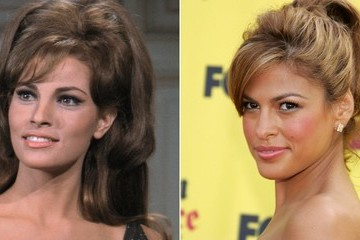 Celebrities From Different Eras Who Look Amazingly Alike
