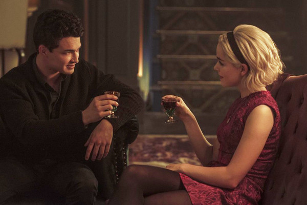 Not Today, Satan: Sabrina's Back And There's Hell To Pay